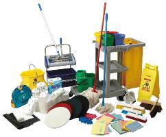 Launch your own janitorial supplies business