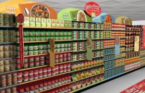 Maximize sales by managing retail space in small business