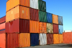 Many uses of shipping containers